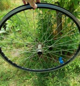 Колесо на скоростной велосипед