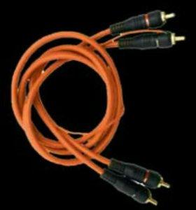 Линейки, провода для подключения буфера, усилителя