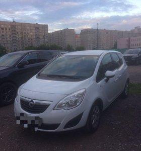 Opel meriva B 1.4 Turbo(120л.с.) Автомат