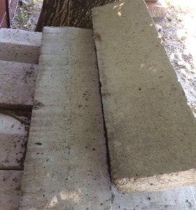 Бордюры бетонные