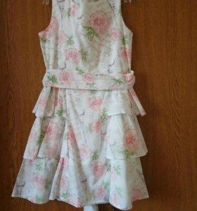 Платье, рост 128-134