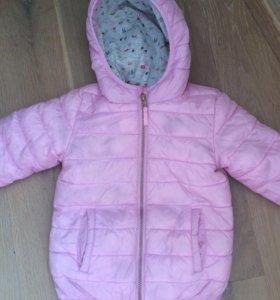Куртка для девочки Next 96-104
