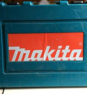 Makita чемодан-кейс