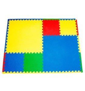 Мягкий пол универсальный для детских комнат