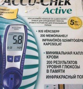 Прибор ACCU-CHEK Active