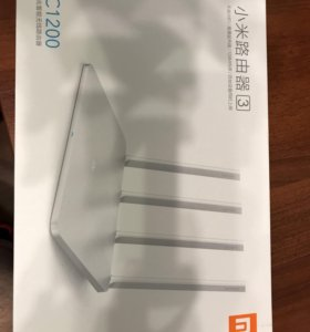 Xiaomi Mi wi-if роутер 3