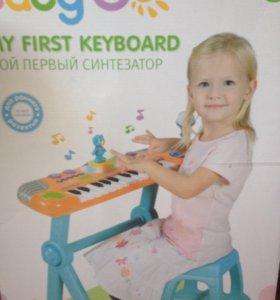 Детский синтезатор.