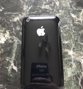 iPhone 3G (8gb) black