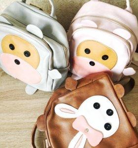 Рюкзаки детские.
