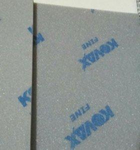 Абразивные губки kovax, абразивы 3м и расходники