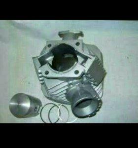 Цилиндр с головкой -0 ремонта