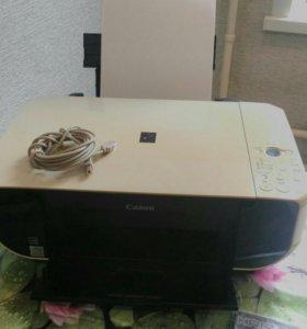 Принтер/сканер/копир. Canon