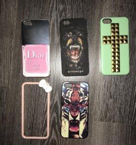 Чехлы для iPhone 5 / iPhone 5S