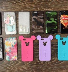 Чехлы на iPhone 6;6s