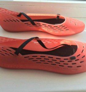 Резиновая обувь Reebok