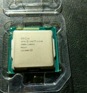 Cpu Core i-3 3240 3,4Ghz + 4Gb dimm