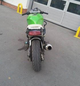 Kawasaki zxr 400