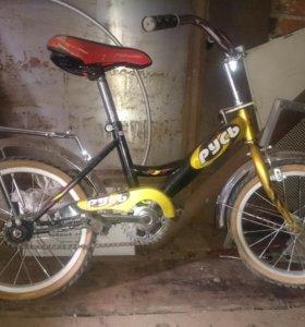 "Велосипед ""Русь"" б/у"