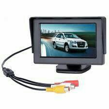 """TFT монитор авто - 4,3"""" для камеры заднего вида"""