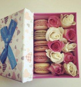 Сладкие коробочки