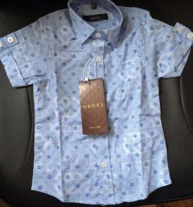 Рубашка-шведка
