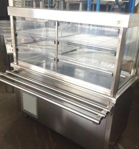 Холодильный стол-прилавок Olis