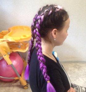 Плету косы . По вашему желанию