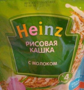 """Кашки """"Heinz"""""""