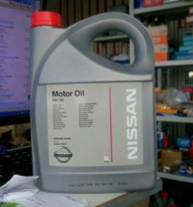 Масло моторное NISSAN 5W30 5L
