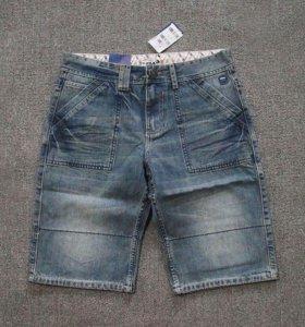 Fila Original джинсовые шорты 28-30 рр
