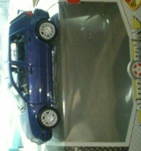 Модель а/м Volkswagen Golf GTI(BAUER)1:43