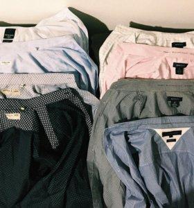 Рубашки!!! фирменные!!! новые!!!