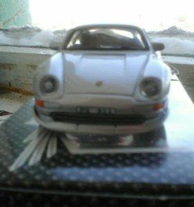 Модель а/м Porshe 911 GT2(Bauer) 1:43