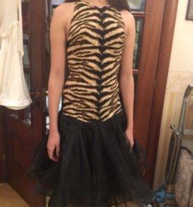 Платье для бальных танцев, латина(La)