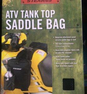 Багажная сумка на бензобак для квадроцикла