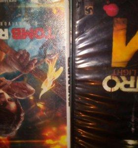 Игры для PC Metro Last Light и Tomb Raider