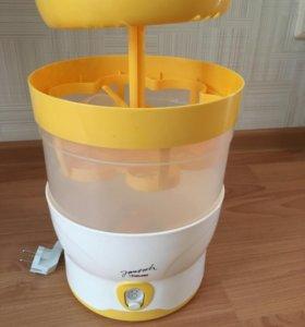 beurer стерилизатор для детских бутылочек