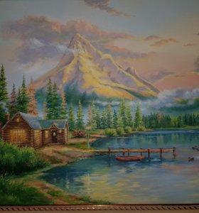 Картина маслом 50×60