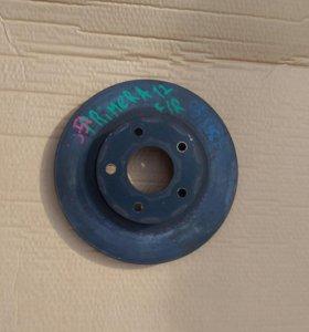 Ниссан Примера р12 диск тормозной