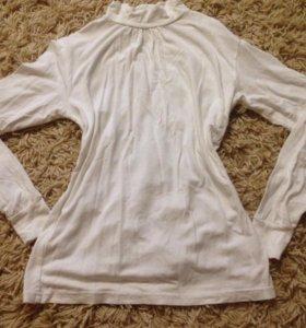 📌школьная блуза и водолазка на 10-11 лет