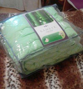 Бамбуковое стеганое одеяло 200х220