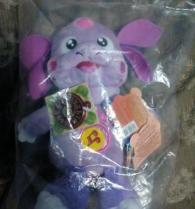 Мягкая игрушка Лунтик из мультика