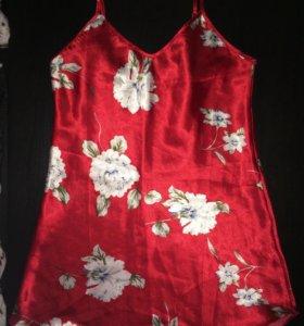 Сексуальная сорочка ночнушка пижама