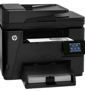 Мфу HP LaserJet Pro M225dw