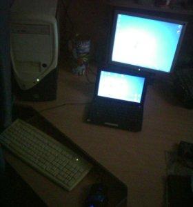Компьютер и нетбук