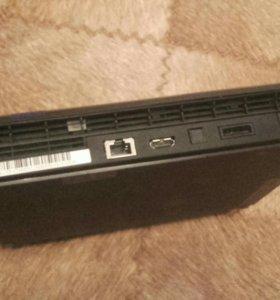 Ps 3 Super Slim на 500gb с играми