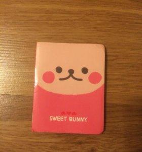 "Стикеры ""Sweet Bunny"""