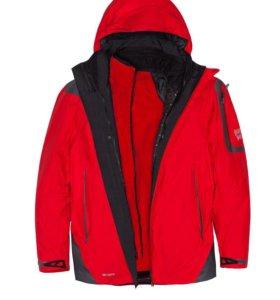 Мембранная куртка bask andes