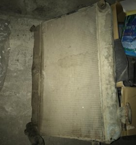 Радиатор от Нива, радиатор печки.