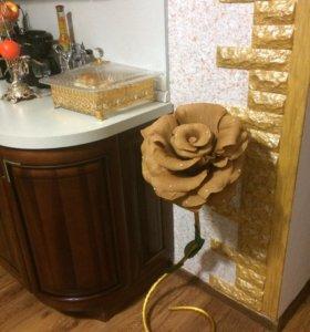 Гигантские розы в наличии и на заказ